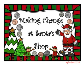 Making Change at Santa's Shop