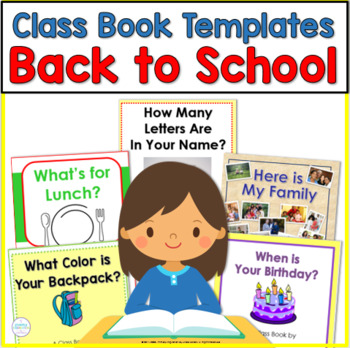 Back to School ~ Making Class Books