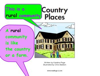 Making Connection While Reading (Rural Community Integrated)