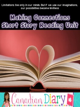 Short Stories - Making Connections (6 short stories included)