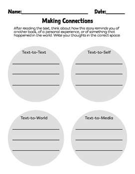 Making Connections - 4 Ways