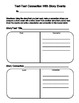 Making Connections Graphic Organizers for Comprehension St