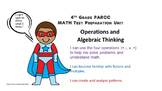 Making Connections:PARCC Math Released 2016/2015 Items and