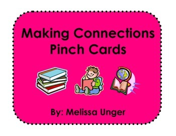 Making Connections Pinch Cards