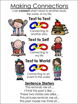 Making Connections Poster and Worksheet
