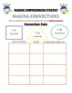 Making Connections Reader's Notebook Printable