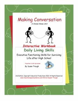 Making Conversation Workbook-Daily Living Skills