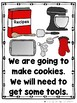 Making Cookies  (A Sight Word Emergent Reader and Teacher