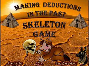 Making Deductions In The Past Skeleton Game