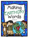 Making Earth Day Words