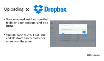 Making Friends with Dropbox & Notability, reference notes
