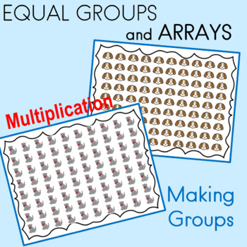 Making Groups of 2, 5 or 10