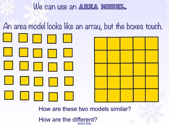 Making Hard Facts Easy - Distributive Property with Area Models