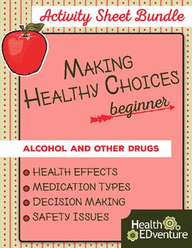 Making Healthy Choices  Bundle (K-1)