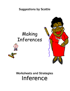 Making Inferences Template  and Strategies