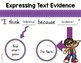 Making Inferences and Expressing Evidence Rockstars
