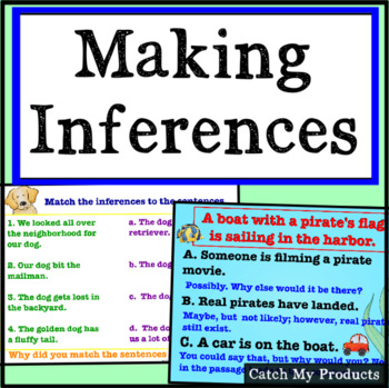 Inferences and Drawing Conclusions From Written Text