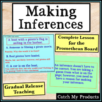 Making Inferences for Gifted Upper Elementary Students on