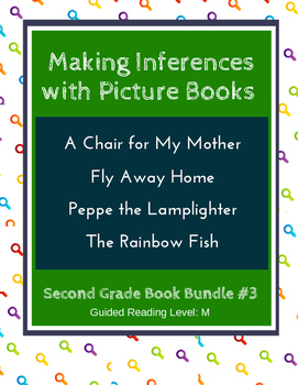 Making Inferences with Picture Books (Second Grade Book Bu