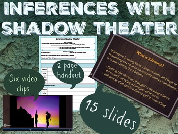Making Inferences with Shadow Theater