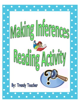 Making Inferences Activity