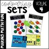 Making Math Fun Volume 4 - Comparing Sets & Making 10