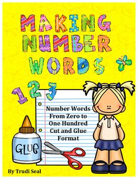 Making Number Words