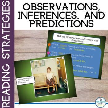 Observations, Inferences, and Predictions: Close Analysis