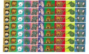 Making Patterns with Polar Bear Polar Bear what do you Hear?