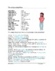 Tener Expressions Spanish Script and Worksheet  ~ Lectura