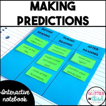 Making Predictions Interactive Notebook