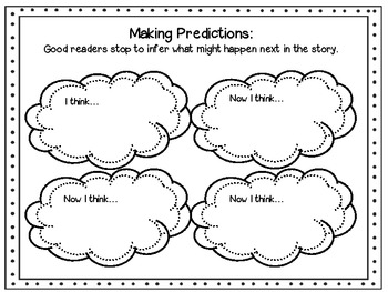 Making Predictions During Reading