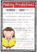 Making Predictions Teacher Resource Packet