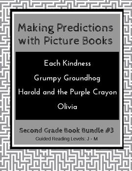 Making Predictions with Picture Books (Second Grade Super