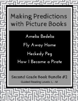 Making Predictions with Picture Books (Second Grade Book B