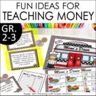 Money Unit: Money Centers, Money Games, Money Activities,