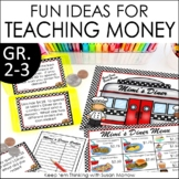 Money Unit: Money Centers, Money Games, Money Activities,