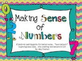 Making Sense of Numbers: Place Value, Skip Counting, Ordin