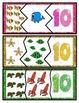 Making Ten - 3 Piece Puzzles (Ocean Themed)