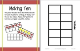 Making Ten Addition and Subtraction