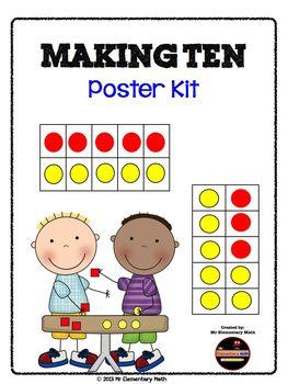 Making Ten Poster Kit