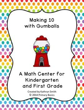 Making Ten with Gumballs