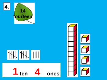 Making Tens and Ones for Visual Learners