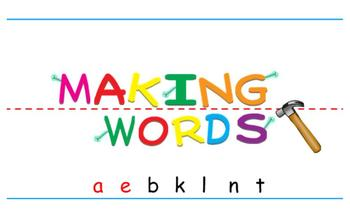 -ank Word Family Sorting Lesson- Blanket- Making Words for
