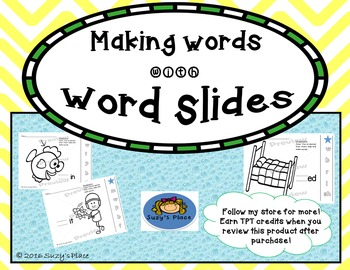 Making Words with Word Slides