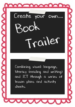 Making a Book Trailer Student Inquiry Project