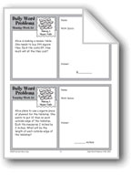 Making a Mosaic Table (Grade 3 Daily Word Problems-Week 24)
