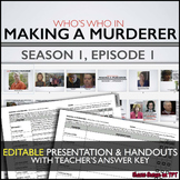 Making a Murderer Presentation Season 1 Episode 1