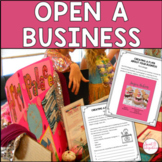 ECONOMICS - ENTREPRENEURSHIP in Grades 3-5 With Technology