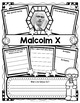 Malcolm X Organizers for Guided Research Projects